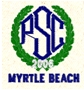 Monogrammed PSC with Myrtle Beach 2010
