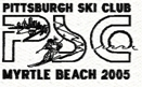 Traditional logo with Myrtle Beach 2010